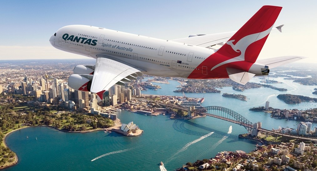 Earn 20,000 Qantas Points